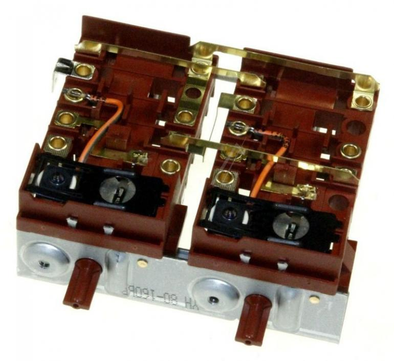 00646306 Regulator energii - blok podwójny  BOSCH/SIEMENS,1