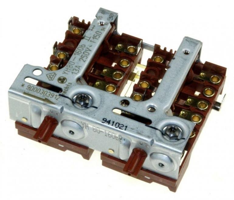 00646306 Regulator energii - blok podwójny  BOSCH/SIEMENS,2