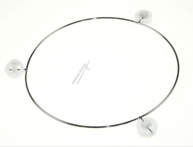 Pierścień mocowania koniczynki do mikrofalówki De Dietrich AS6013377,0
