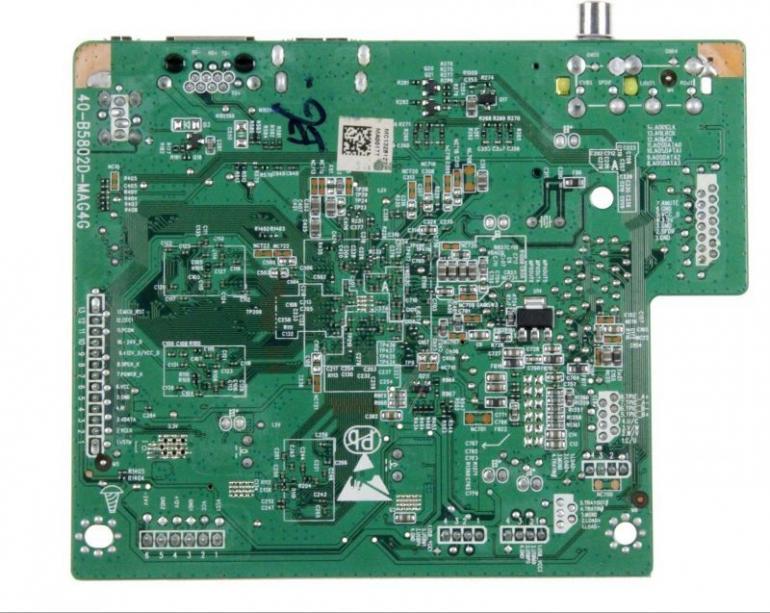 996510053258 ASSY-MAIN PCB BDP7700/12 PHILIPS,0