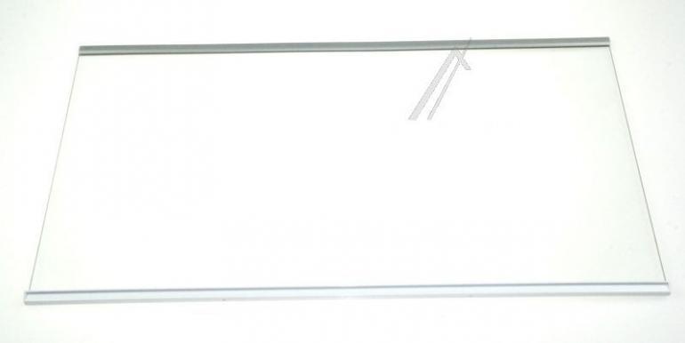 Półka szklana bez ramek do komory chłodziarki do lodówki Whirlpool 481010415316,0