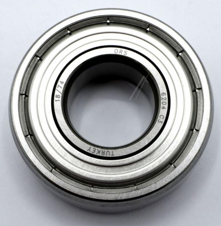 Łożysko kurzoodporne kulkowe do pralki Beko 6204ZZ 2702970101,1