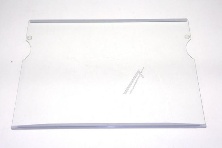 Półka szklana z ramkami do komory chłodziarki do lodówki Liebherr 727194200,0
