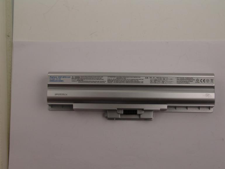 Bateria do laptopa Sony 11,1V-4400MAH,1