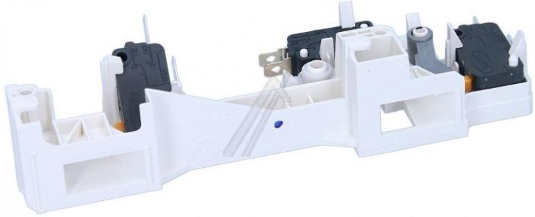 Kompletny zamek drzwiczek do mikrofalówki Samsung DE94-02317B,1