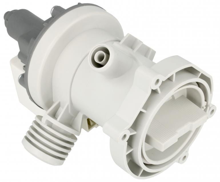 Pompa odpływowa kompletna (silnik + obudowa) AXW8FT07280 do pralki Panasonic,0