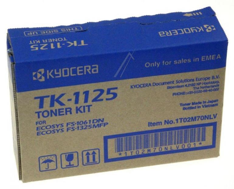 1T02M70NL0 TK1125 Toner do drukarki KYOCERA MITA,0