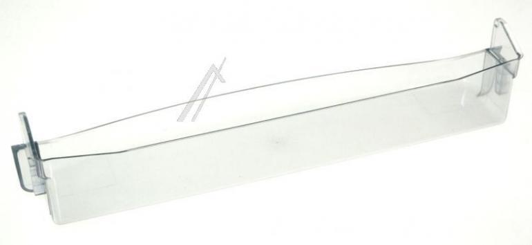 Pokrywa małej półki (1/2) na drzwi do lodówki Polar 480132102039,0