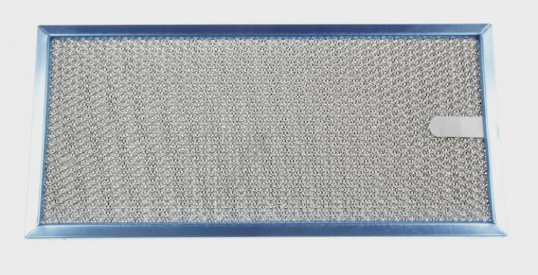 Filtr przeciwtłuszczowy metalowy (aluminiowy) do okapu NOVY 35643,0