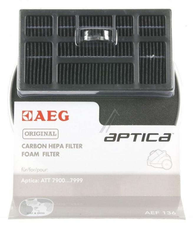 Filtr HEPA AEF136 do odkurzacza Electrolux,1