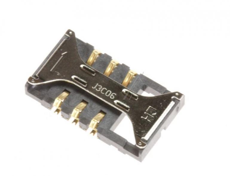 Gniazdo karty SIM do smartfona Samsung 3709001701,0