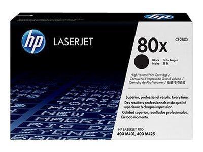 Toner czarny do drukarki HP CF280X,0