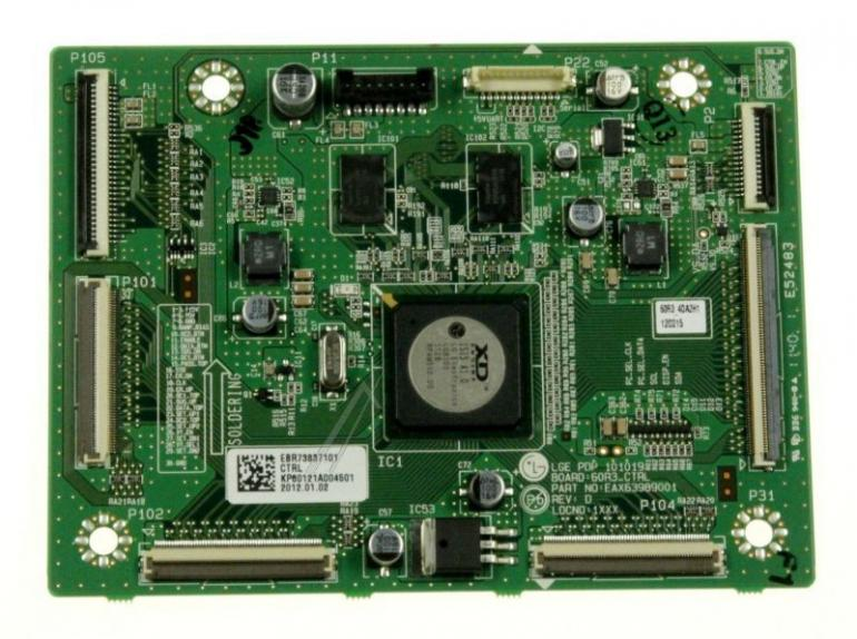 EBR73837101 panel sterowania LG,0