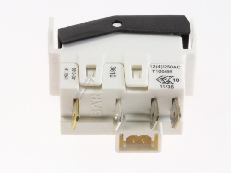 Włącznik sieciowy ON/OFF do ekspresu DeLonghi 5113210301,1