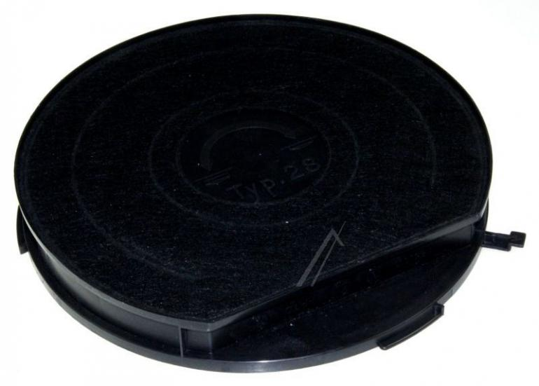 Filtr węglowy okrągły 724573 do okapu Teka 24cm,0