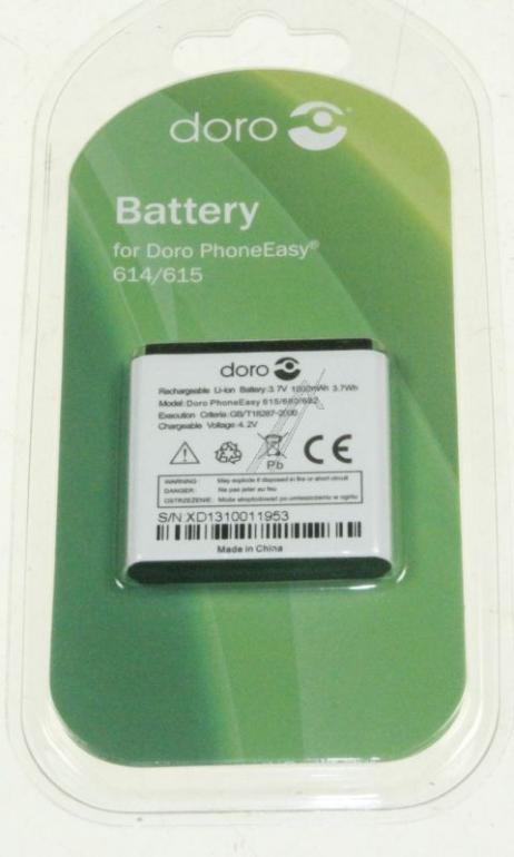 Bateria do smartfona DORO 380155,0