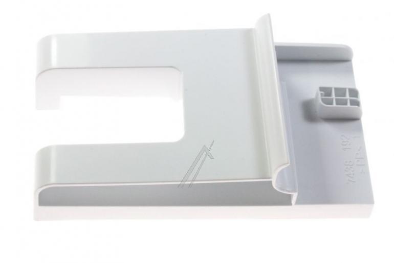 Prawy bok półki na drzwi chłodziarki do lodówki Liebherr 743819200,0