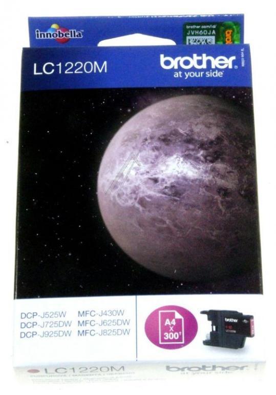 Tusz magenta do drukarki BROTHER LC1220M,2