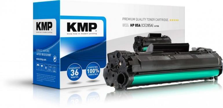 Toner czarny do drukarki KMP HT155,0