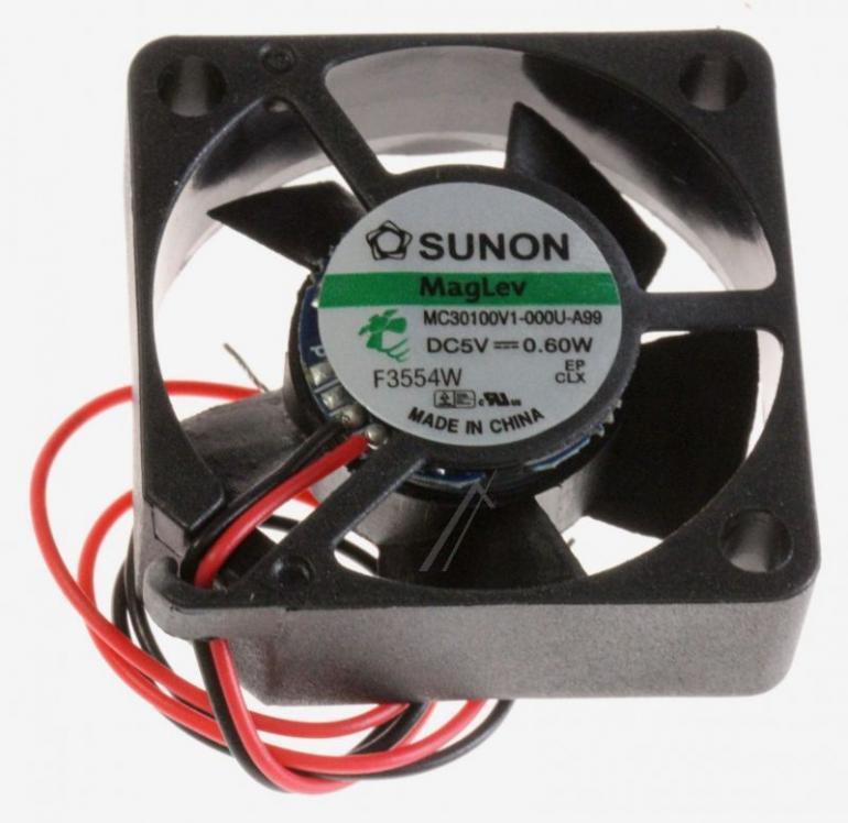 MC30100V1000UA99 5V wentylator 5v dc 30x30x10mm sunon SUNON,0