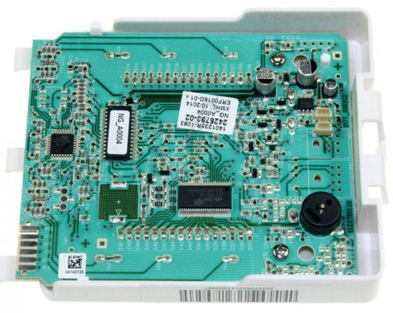 Wyświetlacz do lodówki Electrolux 2425796030,1