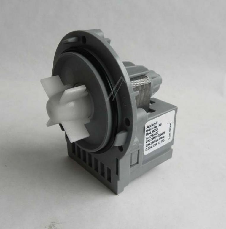 Silnik pompy odpływowej 39501000401 do pralki Bomann,1
