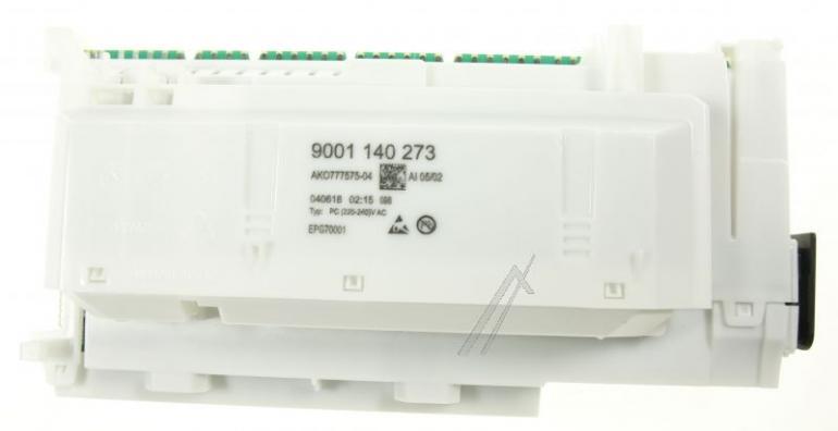 Moduł sterujący zaprogramowany do zmywarki Bosch 12009338,0