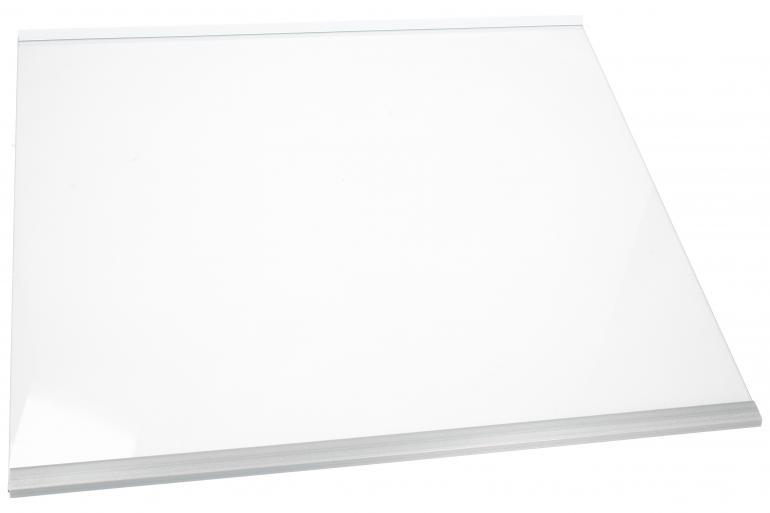 Półka szklana nad pojemnikiem na warzywa 48.5x43.5 do lodówki Whirlpool 481010667592,0