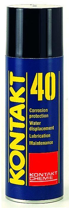 Środek zabezpieczający Kontakt Chemie KONTAKT 40 79009AG 200ml,0