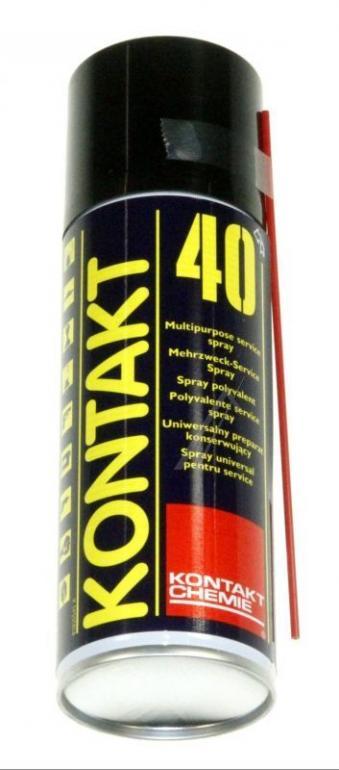 Środek zabezpieczający Kontakt Chemie KONTAKT 40 79009AG 200ml,1