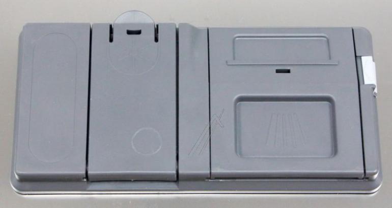 Wewnętrzna blacha drzwi z dolną uszczelką i dozownikiem detergentów do zmywarki Whirlpool 488000386638,1