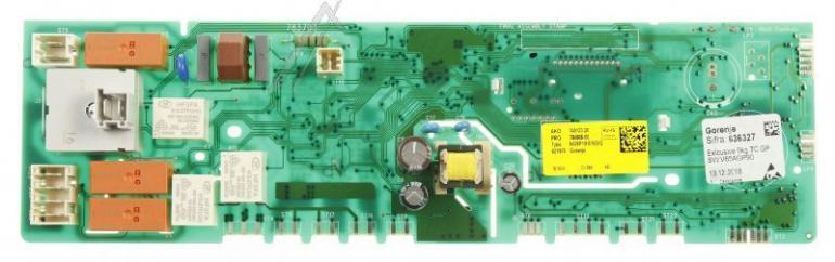 636327 moduł elektroniczny EK ES 9KG TC GP AKO SP/K-A-10 GORENJE,0