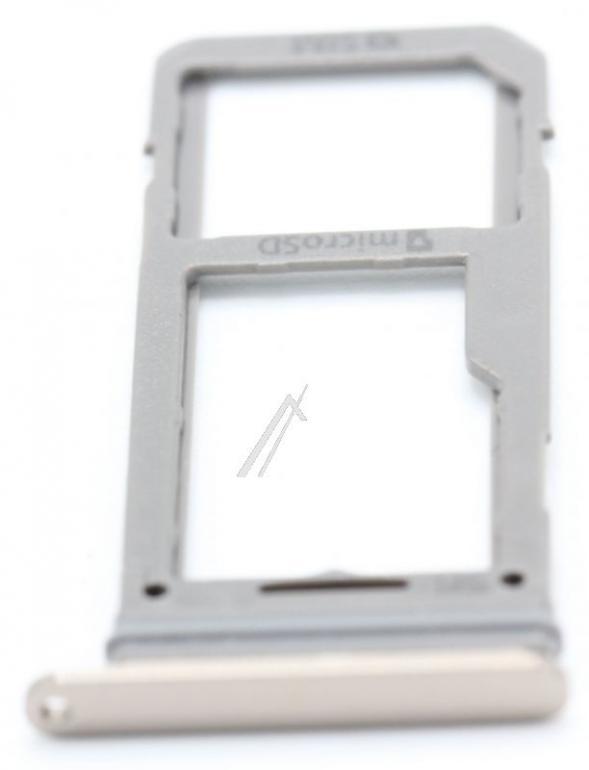 GH9841557F uchwyt karty sim / sd do GALAXY S8+ (SM-G955), złoty SAMSUNG,0