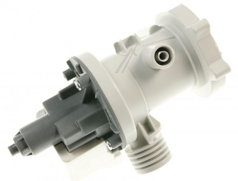Pompa odpływowa kompletna (silnik + obudowa) do pralki Sharp 4055409785,0