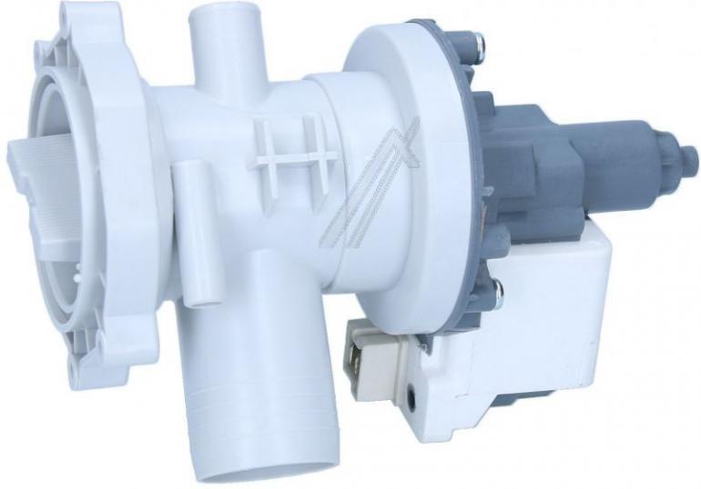 Pompa odpływowa kompletna (silnik + obudowa) do pralki Sharp 4055409785,3