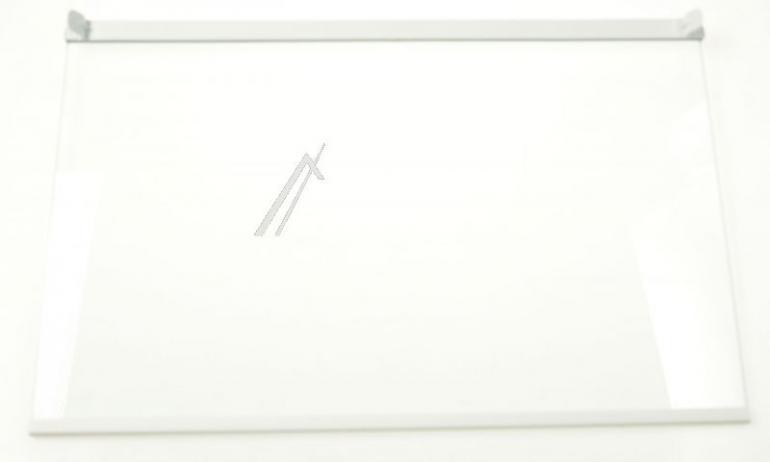 Półka szklana z ramkami do komory chłodziarki do lodówki Beko 4640170500,0