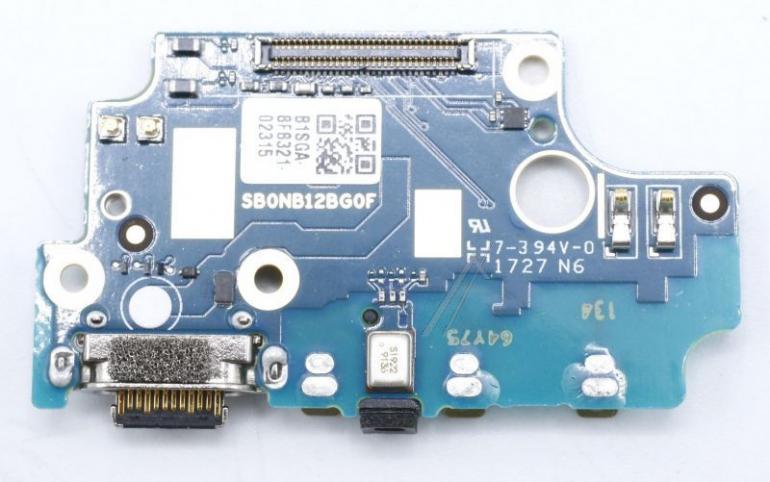 20NB10W0005 Płytka z portem ładowania usb typ-c do Nokia 8 Dual Sim (TA-1004) NOKIA,2