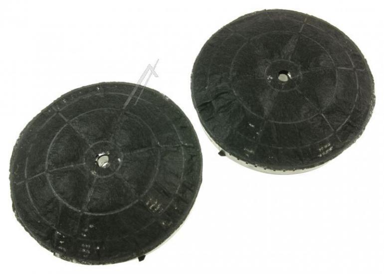 Filtr węglowy okrągły 12020221 do okapu Bosch 18cm,0