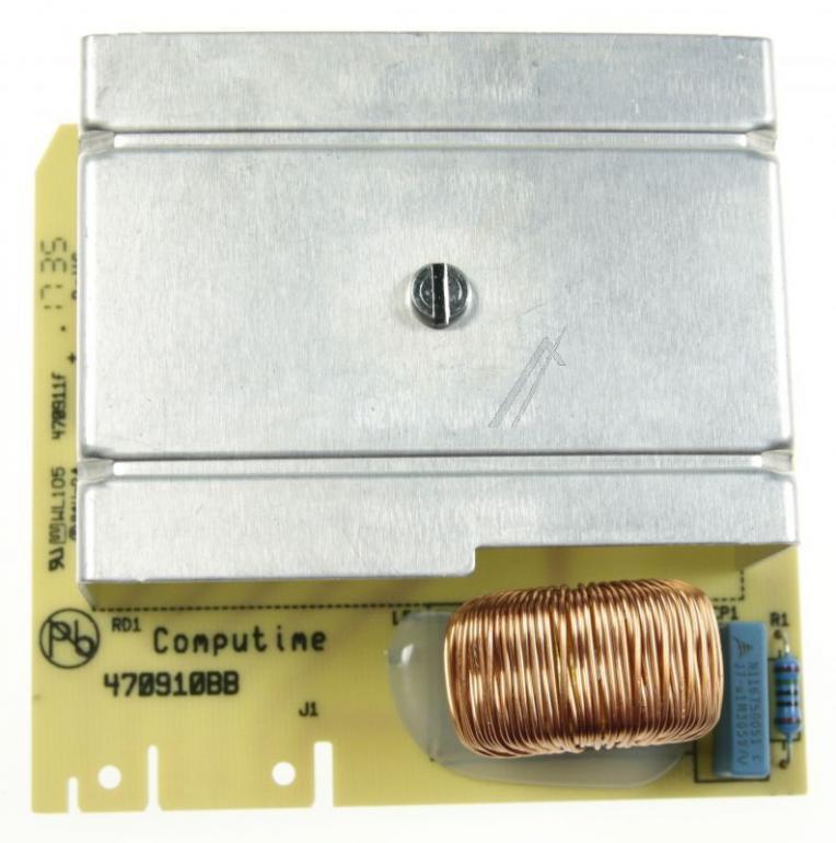43019575 KLEINE PLATINE/BRÜCKENGLEICHRICHTER MIT RINGKERNSPULE CANDY/HOOVER,0