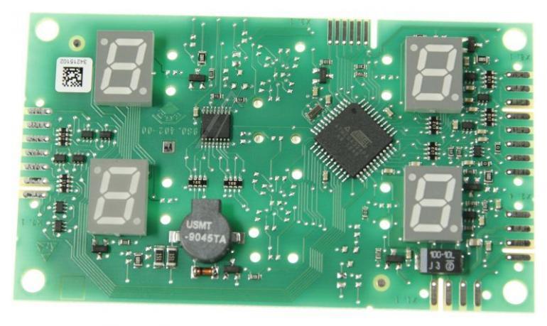 641187 moduł wyświetlaczaBI3 KNOB K4 75.04005.585 GORENJE,0