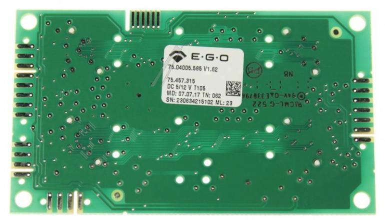 641187 moduł wyświetlaczaBI3 KNOB K4 75.04005.585 GORENJE,1