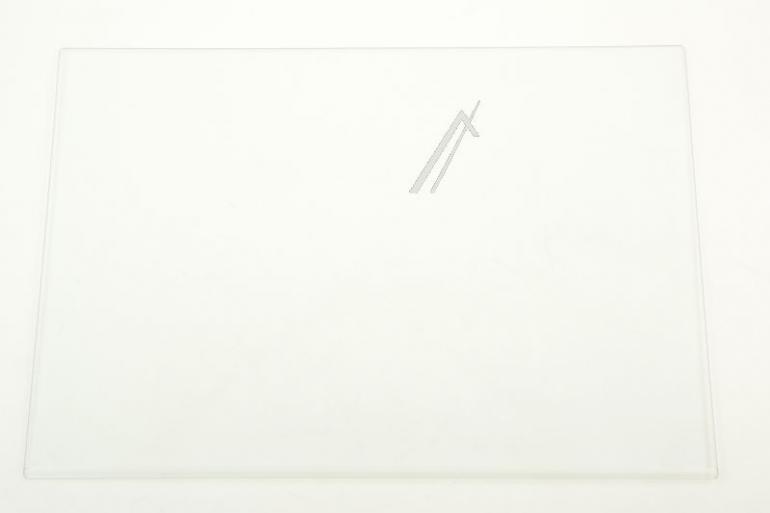 Półka szklana bez ramek do komory chłodziarki do lodówki Sharp 47014972,0