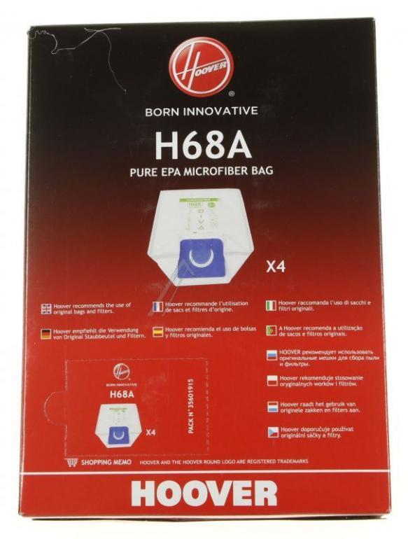 Worki 35601915 do odkurzacza Hoover,1