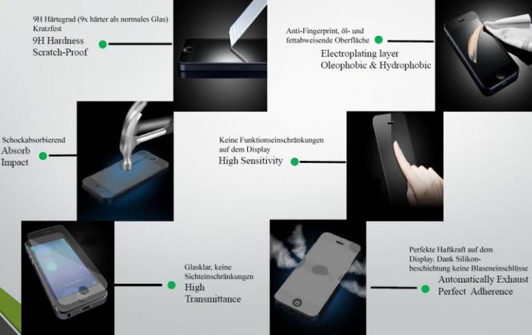 Szkło hartowane wyświetlacza do smartfona Apple iPhone 11,3