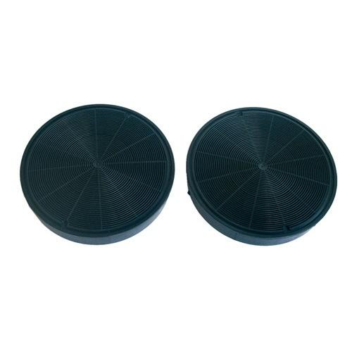 Filtr węglowy okrągły 92X3435 do okapu Fagor 194mm 2szt.,0