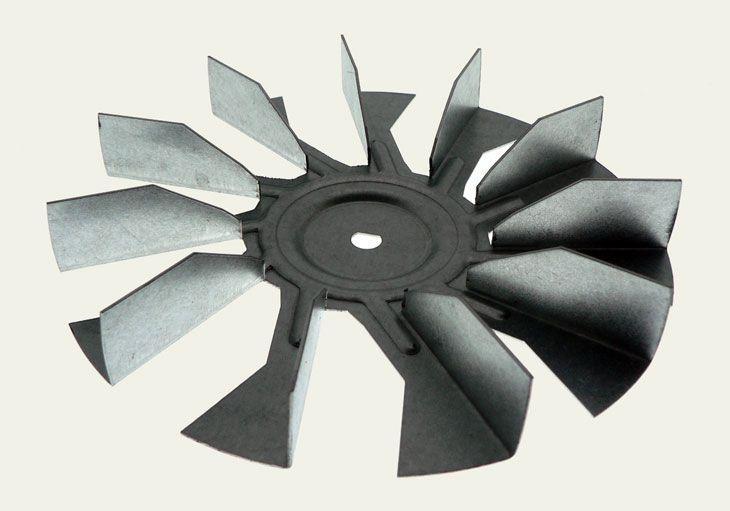 Śmigło wentylatora do mikrofalówki Thomson 75X0152,0