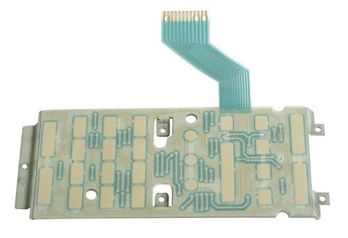 Klawiatura membranowa panelu sterowania do mikrofalówki Thomson 75X0165,0