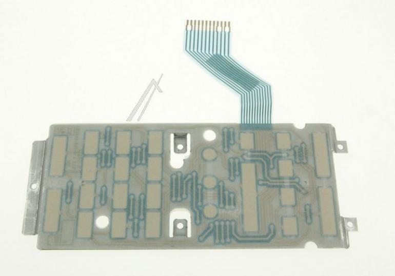 Klawiatura membranowa panelu sterowania do mikrofalówki Thomson 75X0165,1