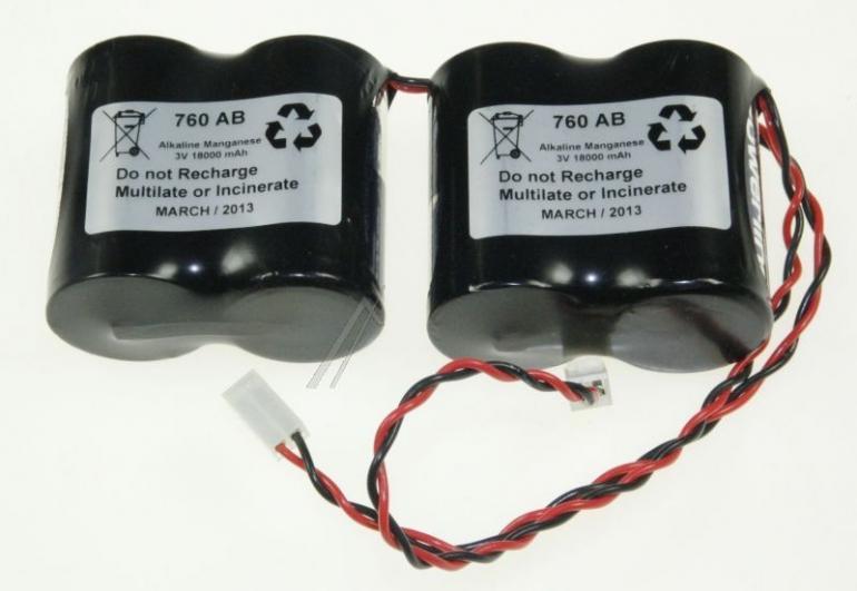 Bateria 3,0V18AH Panasonic,0