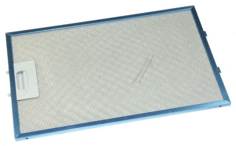 Filtr przeciwtłuszczowy kasetowy 38x24.3cm do okapu Scholtes 482000029427,1
